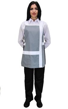 Ρουχα Εργασιας, φορμες εργασιας, στολες  της Ποδιά γυναικεία δετή (ΚΩΔ.: 1N1036A)