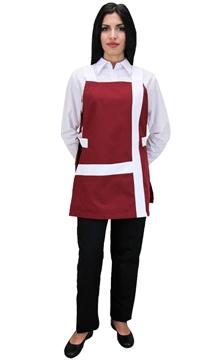 Ρουχα Εργασιας, φορμες εργασιας, στολες  της Ποδιά γυναικεία δετή (ΚΩΔ.: 1N1036C)