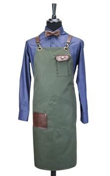 Ρουχα Εργασιας, φορμες εργασιας, στολες  της Ποδιά στήθους χιαστή (ΚΩΔ.: 1N1064)