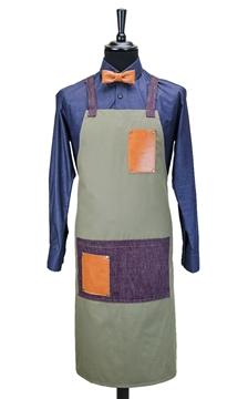 Ρουχα Εργασιας, φορμες εργασιας, στολες  της Ποδιά στήθους χιαστή (ΚΩΔ.: 1N1065)
