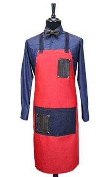 Ρουχα Εργασιας, φορμες εργασιας, στολες  της Ποδιά Τζίν χιαστή (ΚΩΔ.: 1N1066)