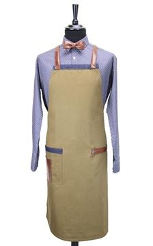 Ρουχα Εργασιας, φορμες εργασιας, στολες  της Ποδιά στήθους χιαστή/ύφασμα (ΚΩΔ.:1N1074)