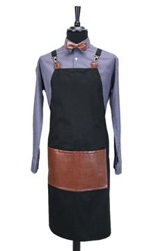 Ρουχα Εργασιας, φορμες εργασιας, στολες  της Ποδιά στήθους χιαστή (ΚΩΔ.:1N1075)