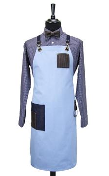 Ρουχα Εργασιας, φορμες εργασιας, στολες  της Ποδιά στήθους χιαστή (ΚΩΔ.: 1N1079)
