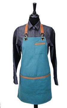 Ρουχα Εργασιας, φορμες εργασιας, στολες  της Ποδιά στήθους γυναικεία (ΚΩΔ.:1N1061)