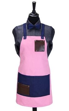 Ρουχα Εργασιας, φορμες εργασιας, στολες  της Ποδιά στήθους γυναικεία χιαστή (ΚΩΔ.:1N1051)