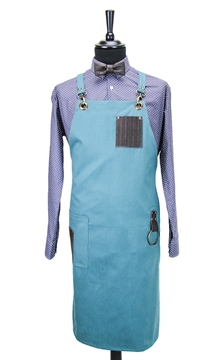 Ρουχα Εργασιας, φορμες εργασιας, στολες  της Ποδιά στήθους χιαστή (ΚΩΔ.: 1N1083)