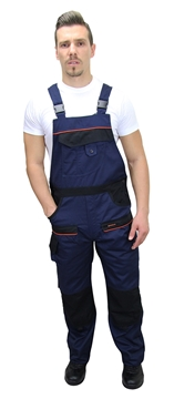 Ρουχα Εργασιας, φορμες εργασιας, στολες  της Φόρμα εργασίας με ράντες (ΚΩΔ.:MCSA)