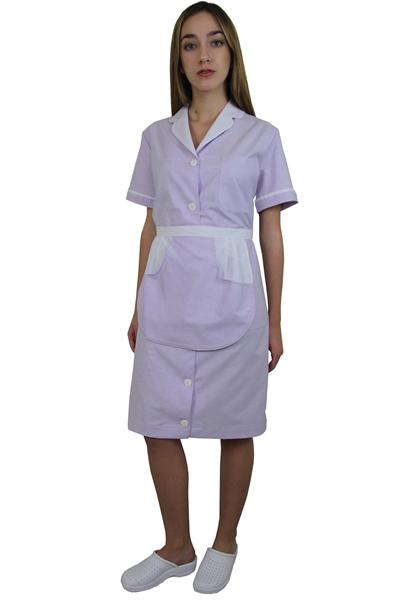 Ρουχα Εργασιας, φορμες εργασιας, στολες  της Σετ καμαριέρας (ΚΩΔ.:1N1032A)