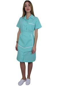 Ρουχα Εργασιας, φορμες εργασιας, στολες  της Σετ καμαριέρας (ΚΩΔ.1B1221G)