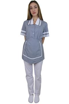 Ρουχα Εργασιας, φορμες εργασιας, στολες  της Σετ καμαριέρας  (ΚΩΔ.1N1034B)