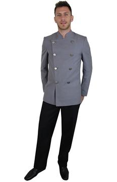 Ρουχα Εργασιας, φορμες εργασιας, στολες  της Σακάκι γκρουμ σταυρωτό (ΚΩΔ.2S1151)