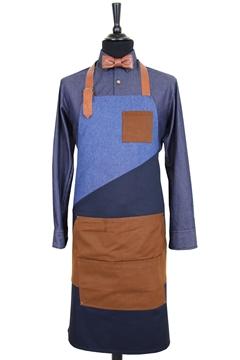 Ρουχα Εργασιας, φορμες εργασιας, στολες  της Ποδιά στήθους (ΚΩΔ.:1PSA011)