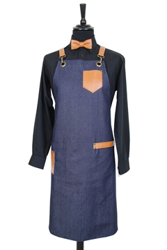 Ρουχα Εργασιας, φορμες εργασιας, στολες  της Ποδιά στήθους custom made (ΚΩΔ.1PSA017)
