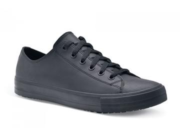 Ρουχα Εργασιας, φορμες εργασιας, στολες  της Παπούτσι εργασίας Delray-Leather Ανδρ. - Black (ΚΩΔ.38649)