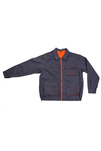 Ρουχα Εργασιας, φορμες εργασιας, στολες  της Σακάκι εργασίας δίχρωμο (ΚΩΔ.:MEX006)