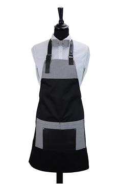 Ρουχα Εργασιας, φορμες εργασιας, στολες  της Custom made ποδιά στήθους γυναικεία  (ΚΩΔ.:1PSG011)