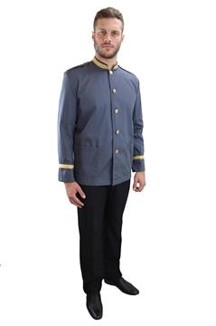 Ρουχα Εργασιας, φορμες εργασιας, στολες  της Σακάκι γκρουμ αφοδράριστο (ΚΩΔ:2S115)