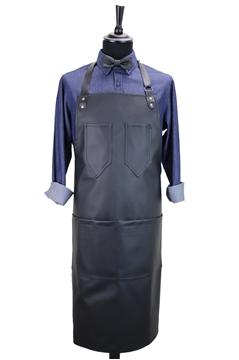 Ρουχα Εργασιας, φορμες εργασιας, στολες  της Custom made ποδιά στήθους (ΚΩΔ.:1PSA034)