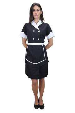 Ρουχα Εργασιας, φορμες εργασιας, στολες  της Σετ καμαριέρας (ΚΩΔ: 1B121B)