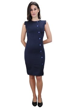 Ρουχα Εργασιας, φορμες εργασιας, στολες  της Φόρεμα γυναικείο (ΚΩΔ.1Ζ106)