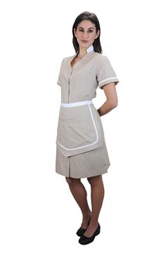 Ρουχα Εργασιας, φορμες εργασιας, στολες  της Σετ καμαριέρας (ΚΩΔ.:1B123)