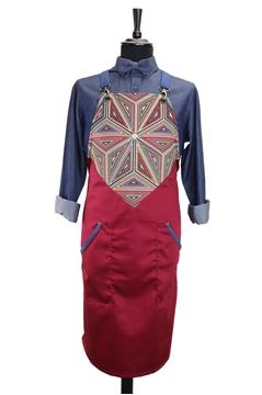 Ρουχα Εργασιας, φορμες εργασιας, στολες  της Ποδιά στήθους custom made (ΚΩΔ.:1PSA040)