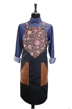 Ρουχα Εργασιας, φορμες εργασιας, στολες  της Ποδιά στήθους custom made (ΚΩΔ.:1PSA047)