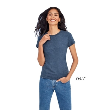 Ρουχα Εργασιας, φορμες εργασιας, στολες  της Γυναικείο t-shirt 190 γρ (ΚΩΔ: 02080)