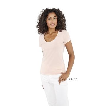 Ρουχα Εργασιας, φορμες εργασιας, στολες  της Γυναικείο t-shirt 150 γρ (ΚΩΔ: 02079)