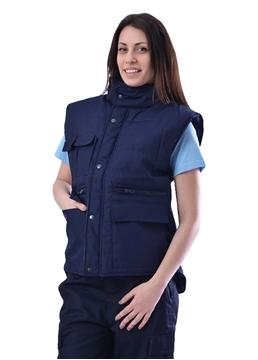 Ρουχα Εργασιας, φορμες εργασιας, στολες  της Γιλέκο Ψύχους (ΚΩΔ: 5370-230)