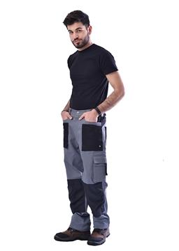 Ρουχα Εργασιας, φορμες εργασιας, στολες  της Παντελόνι εργασίας από ελαστικό ύφασμα (ΚΩΔ: 5221-180)