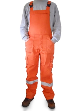 Ρουχα Εργασιας, φορμες εργασιας, στολες  της Φόρμα εργασίας με τιράντα (ΚΩΔ: 5106-100)