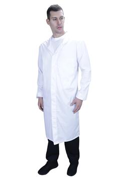 Ρουχα Εργασιας, φορμες εργασιας, στολες  της Ρόμπα εργαστηριακή με προδιαγραφές για HACCP (Κωδ:MEX018)