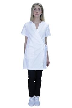 Ρουχα Εργασιας, φορμες εργασιας, στολες  της Μπλούζα γυναικεία κρουαζέ (Κωδ:1S1192)