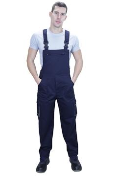 Ρουχα Εργασιας, φορμες εργασιας, στολες  της Φόρμα εργασίας με ράντες (ΚΩΔ: ST001)