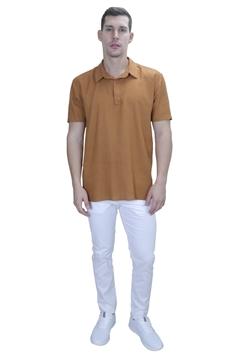 Ρουχα Εργασιας, φορμες εργασιας, στολες  της Μπλούζα polo λινό 100% (ΚΩΔ: 1P2021)