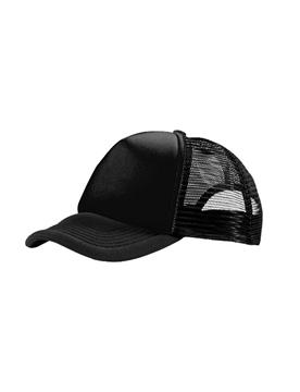 Ρουχα Εργασιας, φορμες εργασιας, στολες  της Πεντάφυλλο καπέλο με δίχτυ TRUCKER (ΚΩΔ: 0190314)