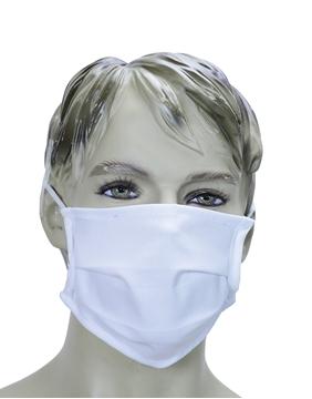 Ρουχα Εργασιας, φορμες εργασιας, στολες  της Μάσκα υφασμάτινη 100%Βαμβ. κλιβανιζόμενη (ΚΩΔ.MSK002)