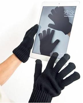 Ρουχα Εργασιας, φορμες εργασιας, στολες  της Γάντια κατάλληλα για τις οθόνες κινητών & τάμπλετ  (ΚΩΔ:TOUCH)
