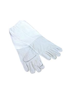 Ρουχα Εργασιας, φορμες εργασιας, στολες  της Γάντια δερμάτινα μελλισοκομικά  Συσκευασια των 10 τεμ. (ΚΩΔ: 8503-011)