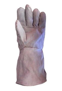 Ρουχα Εργασιας, φορμες εργασιας, στολες  της Γάντια δερμάτινα ηλεκτροσυγκόλησης (ΚΩΔ: 8502-021)