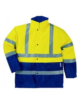 Ρουχα Εργασιας, φορμες εργασιας, στολες  της Αντανακλαστικό αδιάβροχο STRADA 2 (ΚΩΔ:STRA2JA)