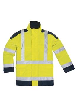 Ρουχα Εργασιας, φορμες εργασιας, στολες  της Αντανακλαστικό αδιάβροχο EASYVIEW (ΚΩΔ:EASYVOM)