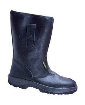 Ρουχα Εργασιας, φορμες εργασιας, στολες  της Mπότες ψύχους ασφαλείας RIGGER S1P (ΚΩΔ: 7105-136)