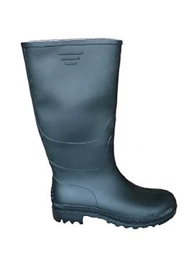 Ρουχα Εργασιας, φορμες εργασιας, στολες  της Μπότα εργασίας μαύρη PVC (ΚΩΔ:7800-030)
