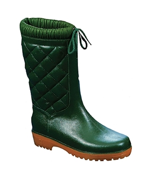 Ρουχα Εργασιας, φορμες εργασιας, στολες  της Μπότα εργασίας, γόνατος πράσινη (ΚΩΔ:7806-030)