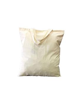 Ρουχα Εργασιας, φορμες εργασιας, στολες  της Τσάντα αγοράς βαμβακερή με κοντά χερούλια (ΚΩΔ: 304)