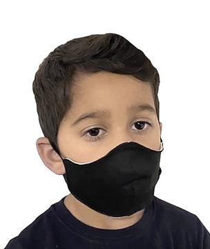 Ρουχα Εργασιας, φορμες εργασιας, στολες  της Μάσκα Παιδική υφασμάτινη δύο στρώσεων (ΚΩΔ.KMSK002)