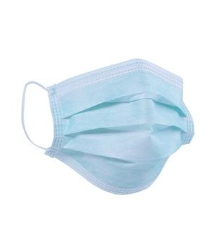 Ρουχα Εργασιας, φορμες εργασιας, στολες  της Μάσκα μιας χρήσης σε συσκευασία 50 τεμαχίων (ΚΩΔ: MSK101)